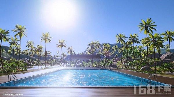 酒店生涯模拟度假村