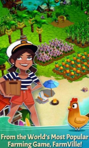 开心农场热带度假