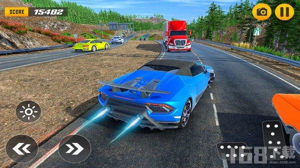 交通赛车手2021