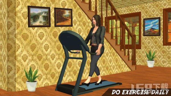 怀孕的母亲模拟器