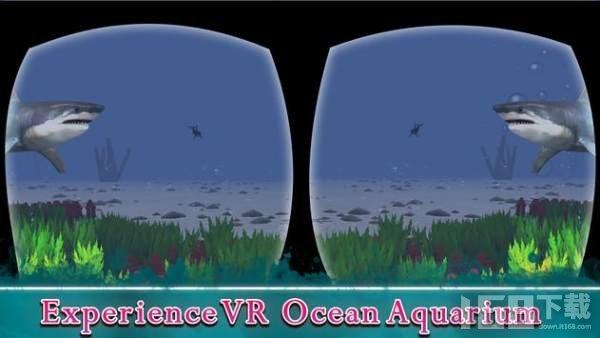 VR海洋水族馆3D
