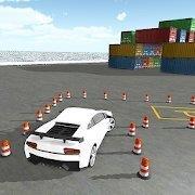 疯狂的停车场和驾驶