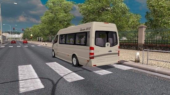 短跑巴士运输