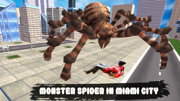 蜘蛛城之战