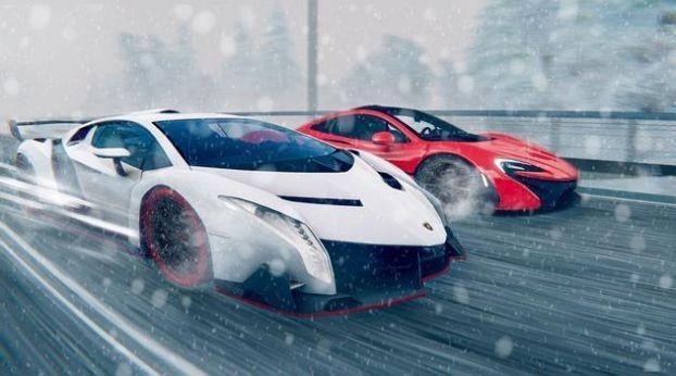 最高速度方程式赛车