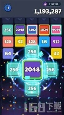 快乐拼图合并2048