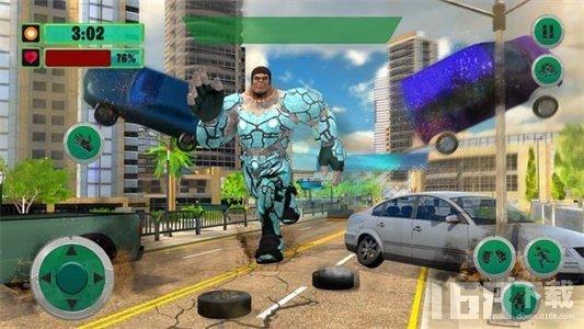 不可思议的怪物城市英雄