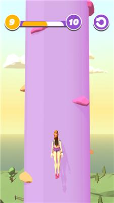 飞速旋转塔