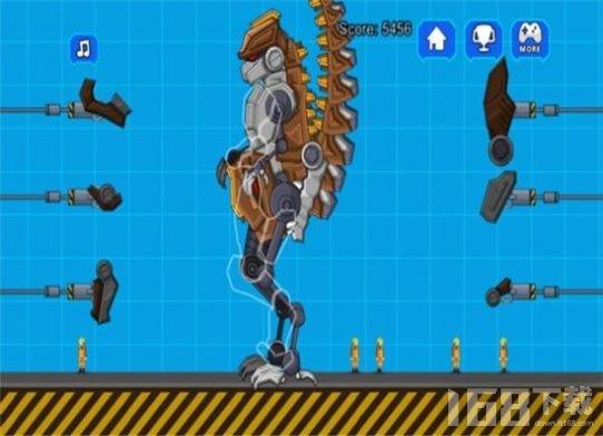 超强机甲恐龙