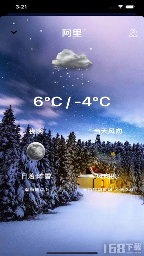 时尚天气预报