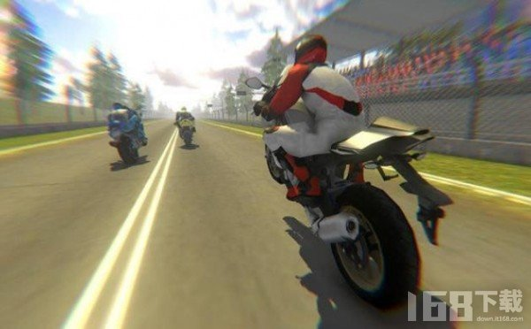 交通极速摩托