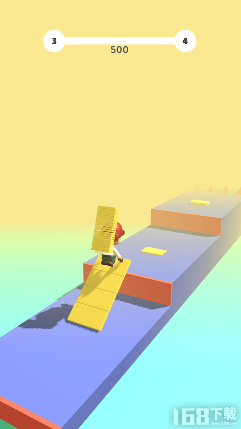 桥赛跑者3D栈道