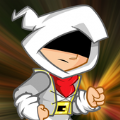 白忍者冒险游戏