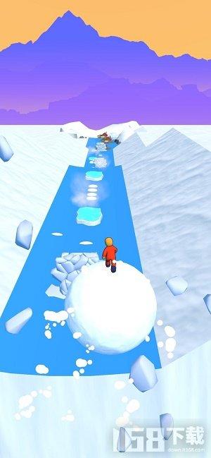 雪球滚滚滚