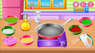 彩虹史莱姆模拟厨房