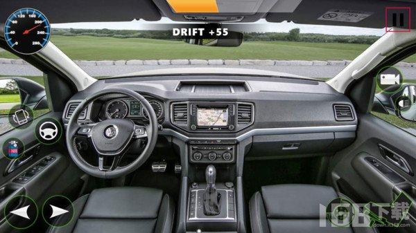 超级汽车漂移模拟器