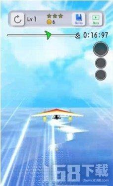 滑翔機戰斗