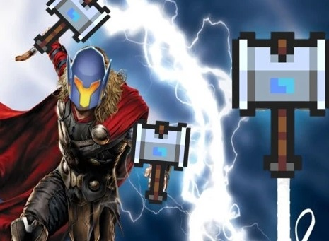 元气骑士雷电战锤怎么样 元气骑士雷电强度分析