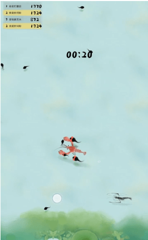 龙虾大战蝌蚪4