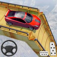 汽车下坡挑战赛