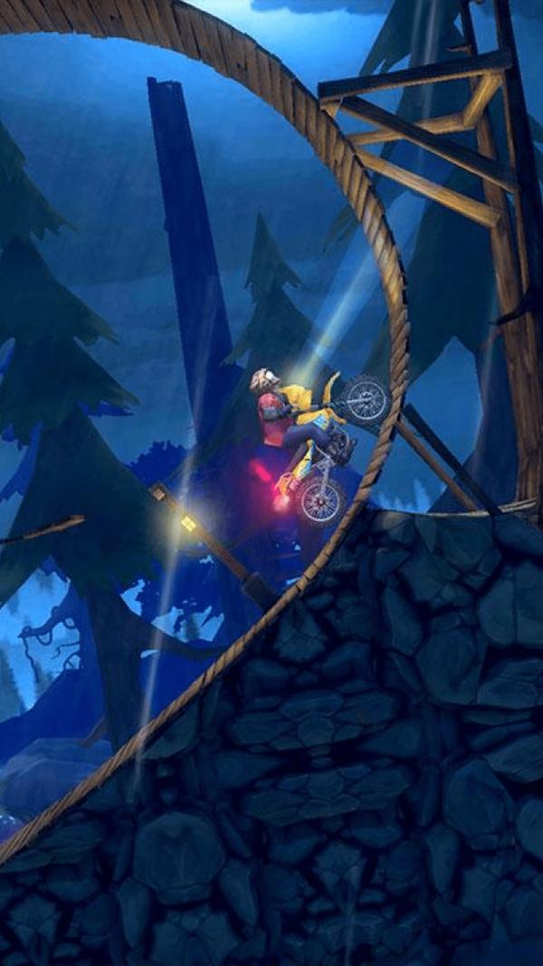 摩托车冒险幽灵之地