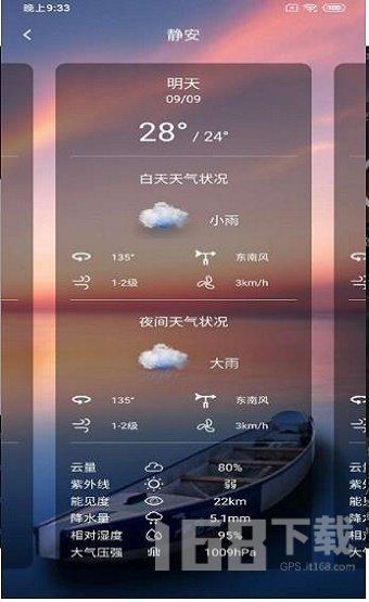 美眉好天气