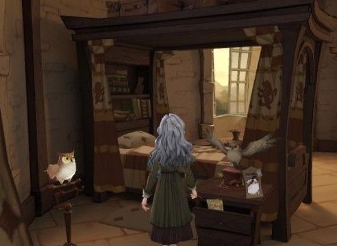 哈利波特魔法觉醒休息室位置介绍 休息室位置地点分享