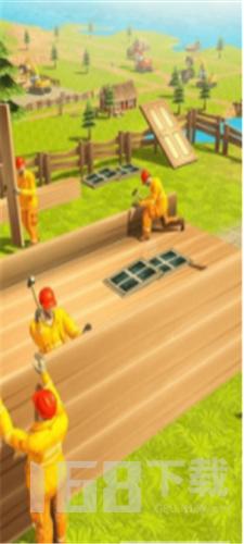 丛林小屋建造